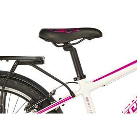 "Serious Rockville Street - Vélo enfant - 20"" rose/blanc"